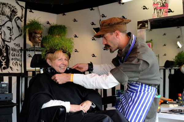 85A collective - Herbaceous Barbershop